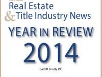 Garrett & Tully YIR 2014 Newsletter